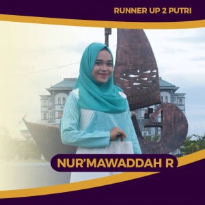 runner up ii duta suska